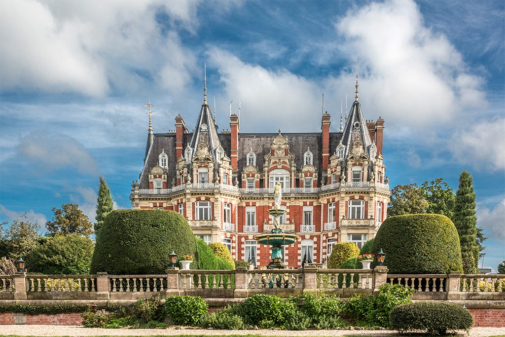 Chateau Impney Asian Weddings